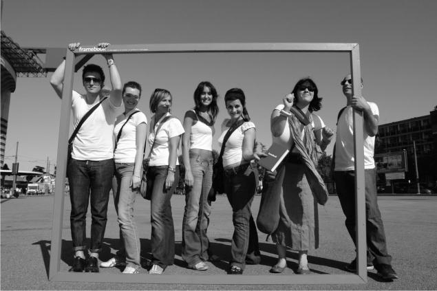 Framebook. Workshop, Milano.
