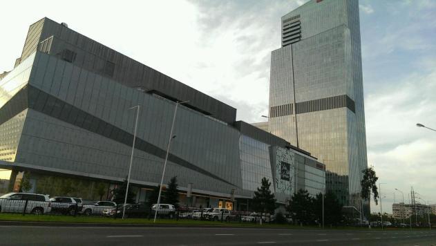 Esentai Mall