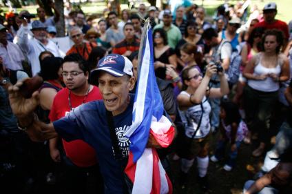 Occupy Puerto Rico, 2011