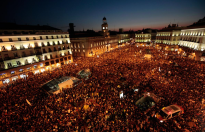 United for Global Change movement, Madrid (Puerta del Sol), 2011
