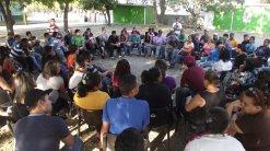 Barquisimeto Cooperative (nord-est del Venezuela) una cooperativa auto-gestita attraverso la partecipazione diretta di più di più di 1.200 lavoratori.