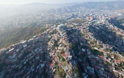 Metro Cable, Caracas. Urban-Think Tank