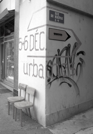 """Fulguro, """"Les Urbaines 2003""""."""