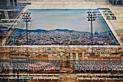 1992. Barcelona, Spain, 2010