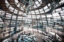 Reichstag. Berlin, Germany, 2014