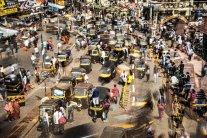 Velocity. Mumbai, India, 2014